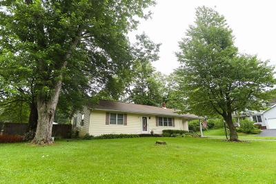 East Stroudsburg Single Family Home For Sale: 1129 Valhalla Dr