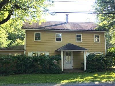 Canadensis PA Single Family Home For Sale: $127,000