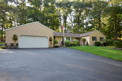 East Stroudsburg Single Family Home For Sale: 2128 Woodcrest Ln