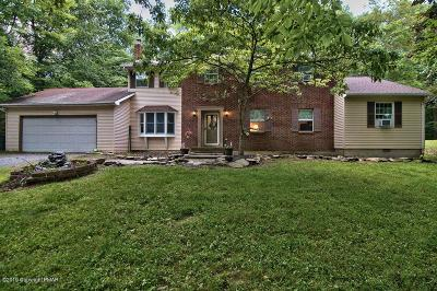 East Stroudsburg Single Family Home For Sale: 527 Hallowood Dr