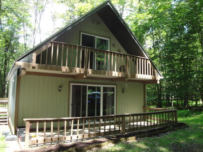 Pocono Lake Single Family Home For Sale: 123 Beech Ln