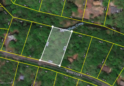 East Stroudsburg Residential Lots & Land For Sale: 252 Tallyrand Dr