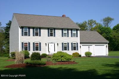 Saylorsburg Single Family Home For Sale: 28 W Glen Ln