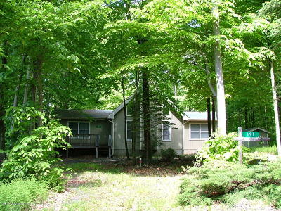 Single Family Home For Sale: 191 Minisink Dr