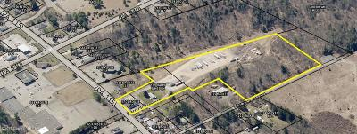 Blakeslee Commercial For Sale: 5701 Route 115