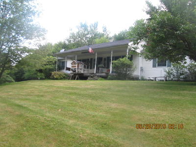 Pike County Single Family Home For Sale: 298 Pine Grove Rd