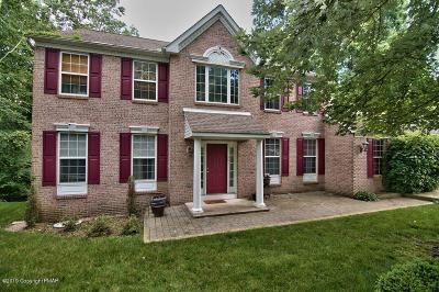 East Stroudsburg Single Family Home For Sale: 301 Eastshore Dr