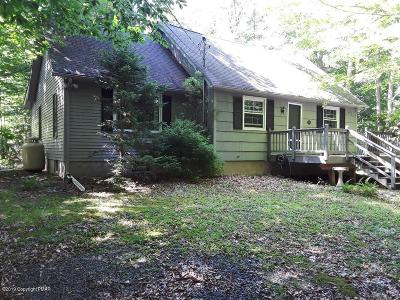 Pocono Lake Single Family Home For Sale: 388 Berry Ln