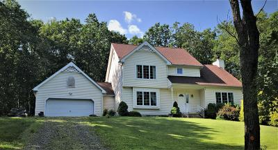 Effort Single Family Home For Sale: 702 Rainbow Ter