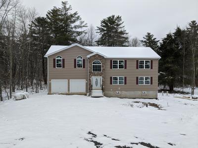 Blakeslee Single Family Home For Sale: 219 Scenic Dr