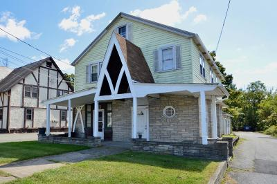 Monroe County Multi Family Home For Sale: 1824 Route 209