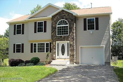 Tobyhanna Single Family Home For Sale: 1418 Belgravia Dr