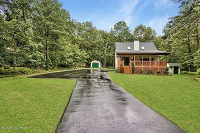 Jim Thorpe Single Family Home For Sale: 120 Behrens Rd