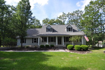 Jim Thorpe Single Family Home For Sale: 77 Bayberry Rd