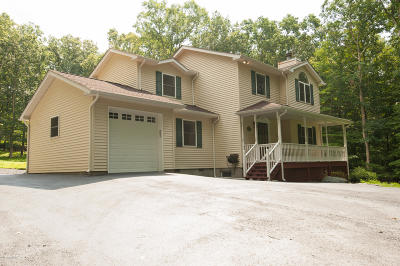Monroe County Single Family Home For Sale: 1060 Marshalls Creek Rd