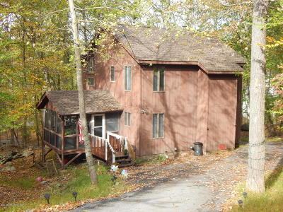 Bushkill PA Single Family Home For Sale: $89,900