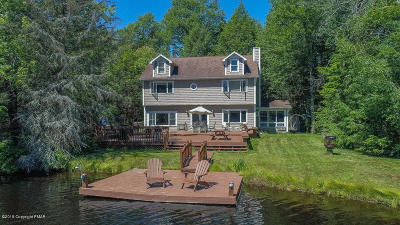 Pocono Lake Single Family Home For Sale: 283 Onocop Dr