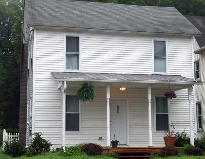 Stroudsburg Single Family Home For Sale: 894 Scott St