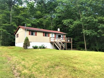 Pocono Lake PA Single Family Home For Sale: $69,900