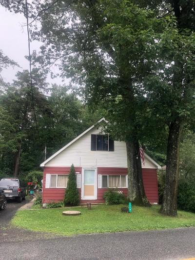 Kunkletown PA Multi Family Home For Sale: $99,000