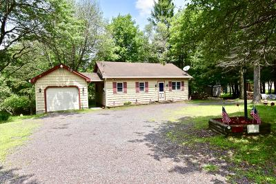 Albrightsville Single Family Home For Sale: 247 Mountain Road