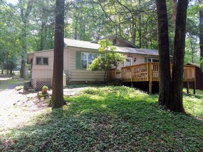 Pocono Lake Single Family Home For Sale: 2605 Sprucewood Rd