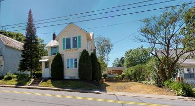 Bangor Single Family Home For Sale: 154 S 8th