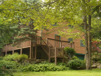 Canadensis Single Family Home For Sale: 592 Rt 447