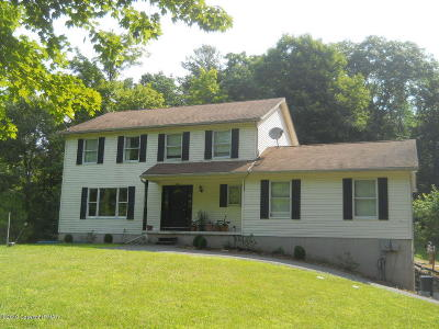 East Stroudsburg Single Family Home For Sale: 304 Frutchey Dr
