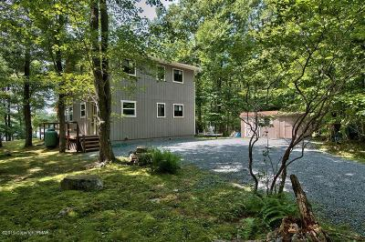 Canadensis Single Family Home For Sale: 138 Raspberry Dr