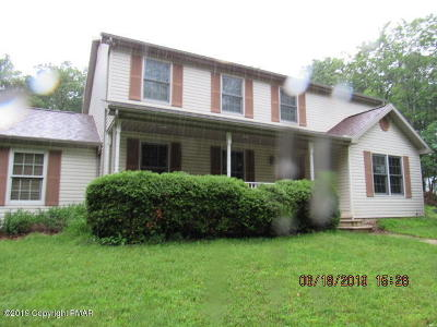 Albrightsville Single Family Home For Sale: 187 Stone Ridge Rd