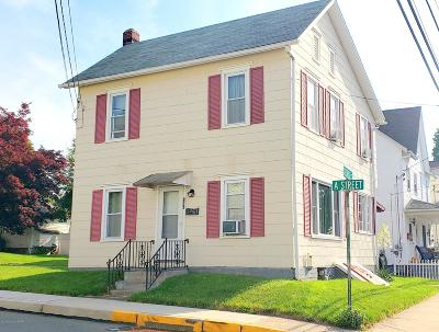 Lehigh County, Northampton County Single Family Home For Sale: 110 A Street