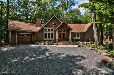 Lake Naomi Single Family Home For Sale: 5507 Fox Run