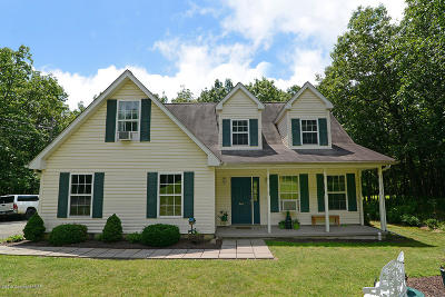 Albrightsville Single Family Home For Sale: 64 Iowa Rd