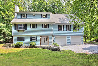East Stroudsburg Single Family Home For Sale: 119 Timber Ridge Rd