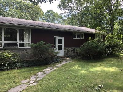 East Stroudsburg Single Family Home For Sale: 1536 Slope Rd