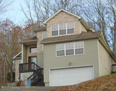 East Stroudsburg Single Family Home For Sale: 249 Reunion Rdg
