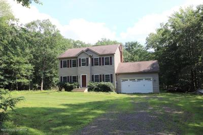 Jim Thorpe Single Family Home For Sale: 88 Rosewood Dr