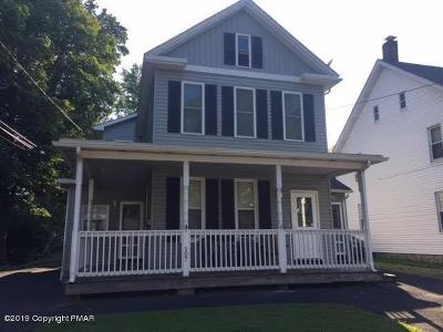 Monroe County, Pike County Rental For Rent: 107 Broad St #A