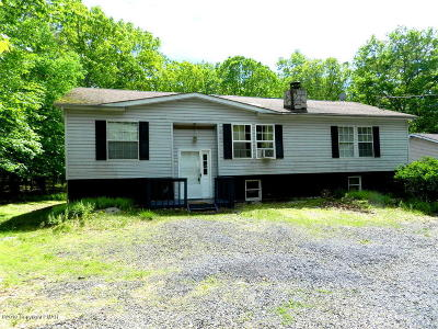 Monroe County, Pike County Rental For Rent: 1067 E Deer Run
