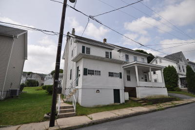 Jim Thorpe Single Family Home For Sale: 89 North Ave