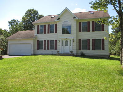 Albrightsville Single Family Home For Sale: 74 Parker Mew