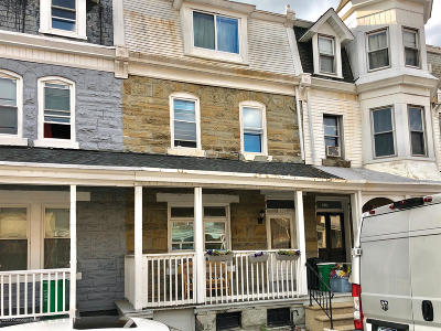 Allentown PA Multi Family Home For Sale: $158,000