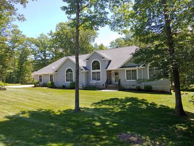Saylorsburg Single Family Home For Sale: 1227 Overlook Court