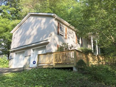 Delaware Water Gap PA Single Family Home For Sale: $199,000
