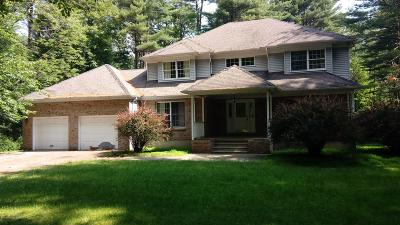 East Stroudsburg Single Family Home For Sale: 455 Hallet Rd