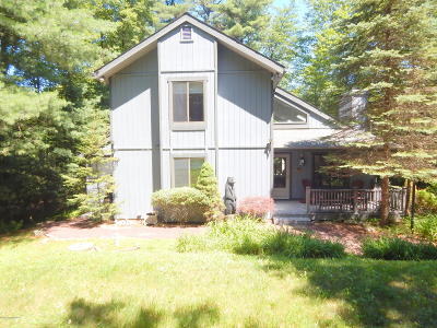 lake naomi, Timber Trails Single Family Home For Sale: 258 Tanglewood Dr