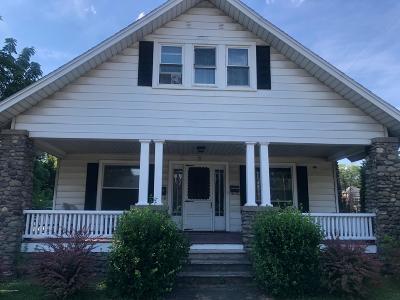 East Stroudsburg Single Family Home For Sale: 150 Ridgeway St