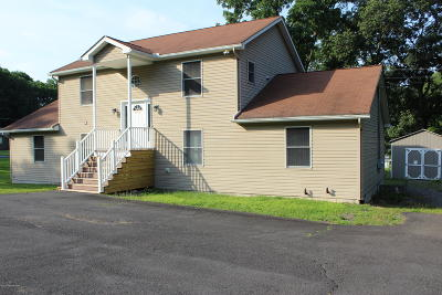 East Stroudsburg Single Family Home For Sale: 2190 Green Mountain Dr