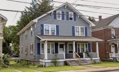 East Stroudsburg Multi Family Home For Sale: 420 N Courtland St